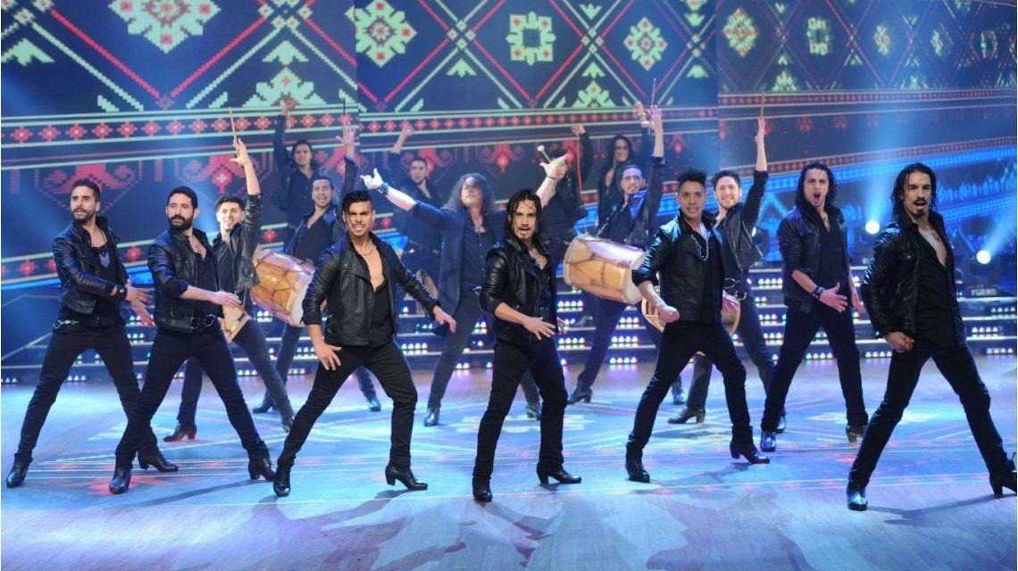 El grupo Malevo quedó afuera de Americas Got Talent