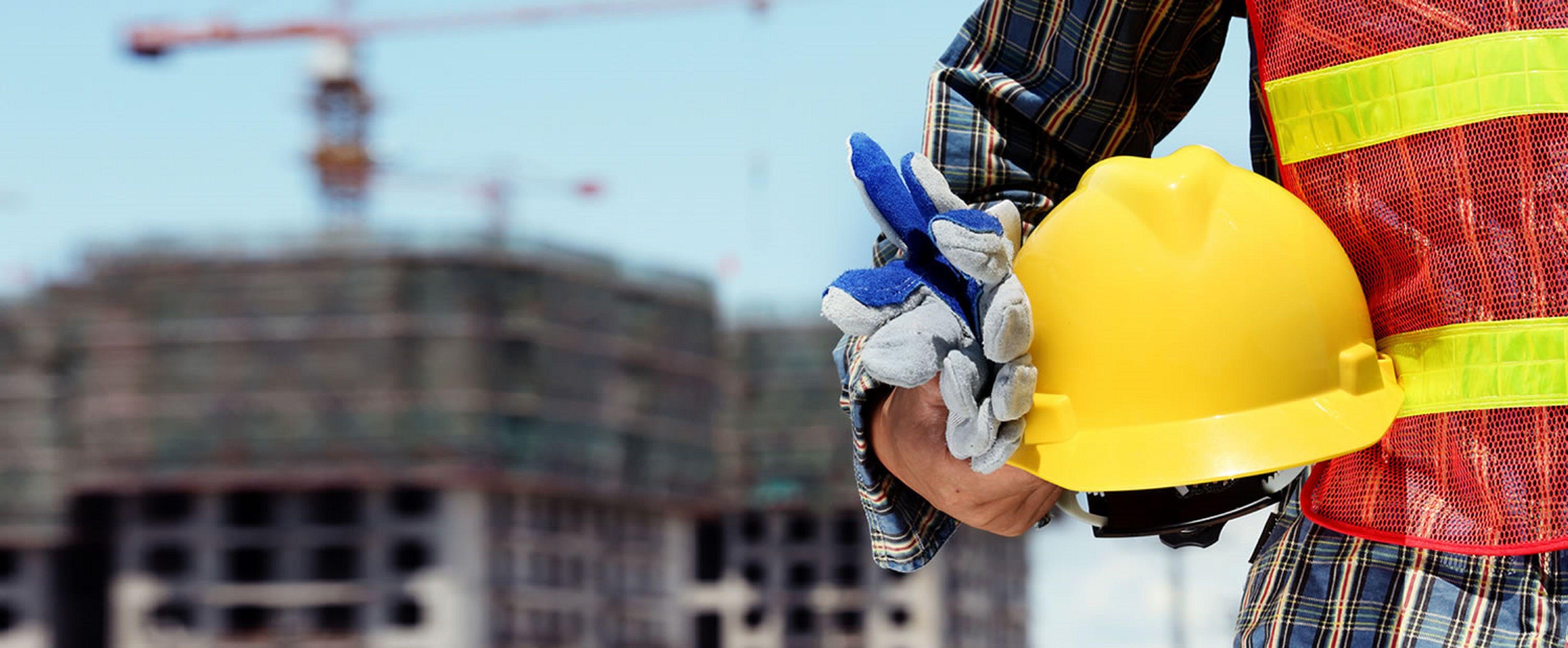 La construcción se desplomó un 23,1% en julio