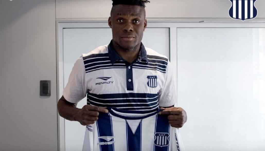 ¿Quién es el jugador nigeriano que se escapó de su país para jugar en Talleres?