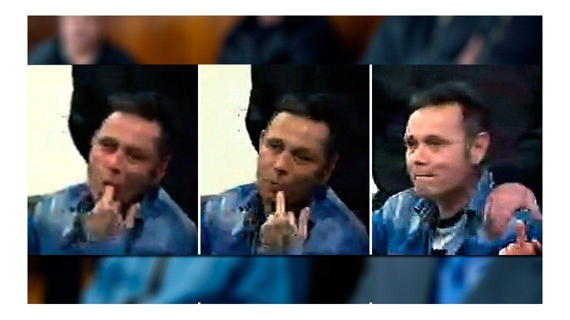 Café en mano, risas y un gesto provocador: así escuchó su sentencia Martínez Poch