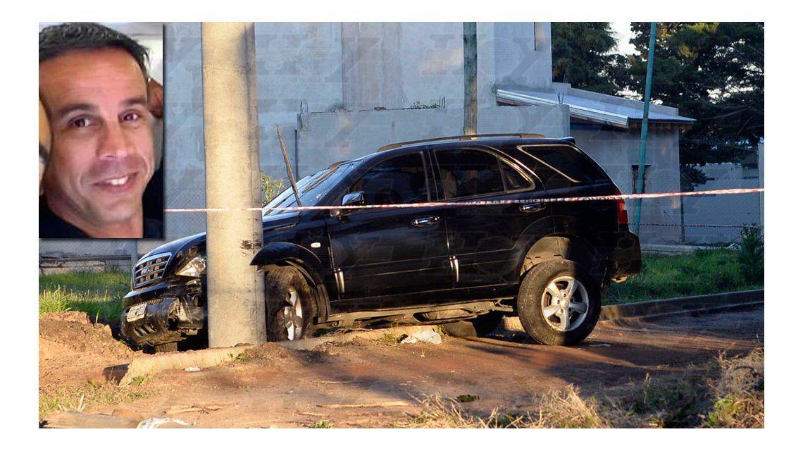 La camioneta del doble crimen de La Plata, está a nombre de un oscuro funcionario de Garro