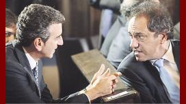 Duelo Scioli-Randazzo, una interna para revitalizar al PJ