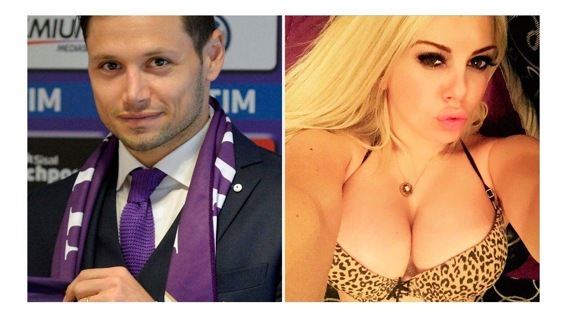 Escuchá los audios que escrachan a Mauro Zárate con una chica Playboy