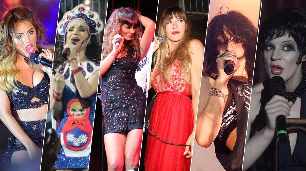 VIDEOS: las actrices argentinas que se abren paso en el mundo de la música
