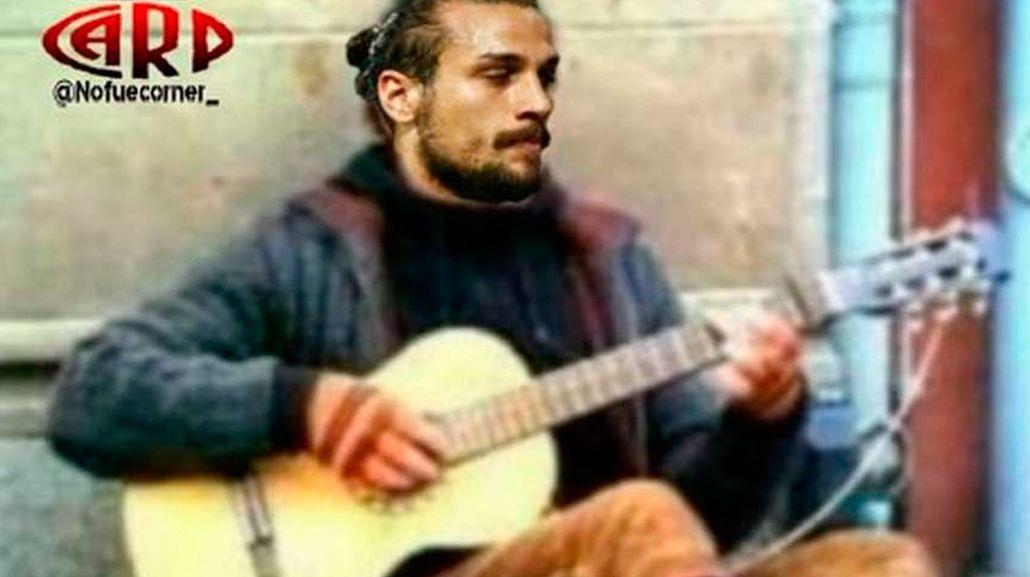 Daniel Osvaldo dejó el fútbol para ser músico y explotaron los memes
