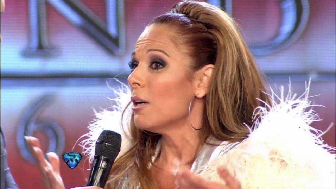 Iliana Calabró insiste con que Pampita está caliente con el Polaco