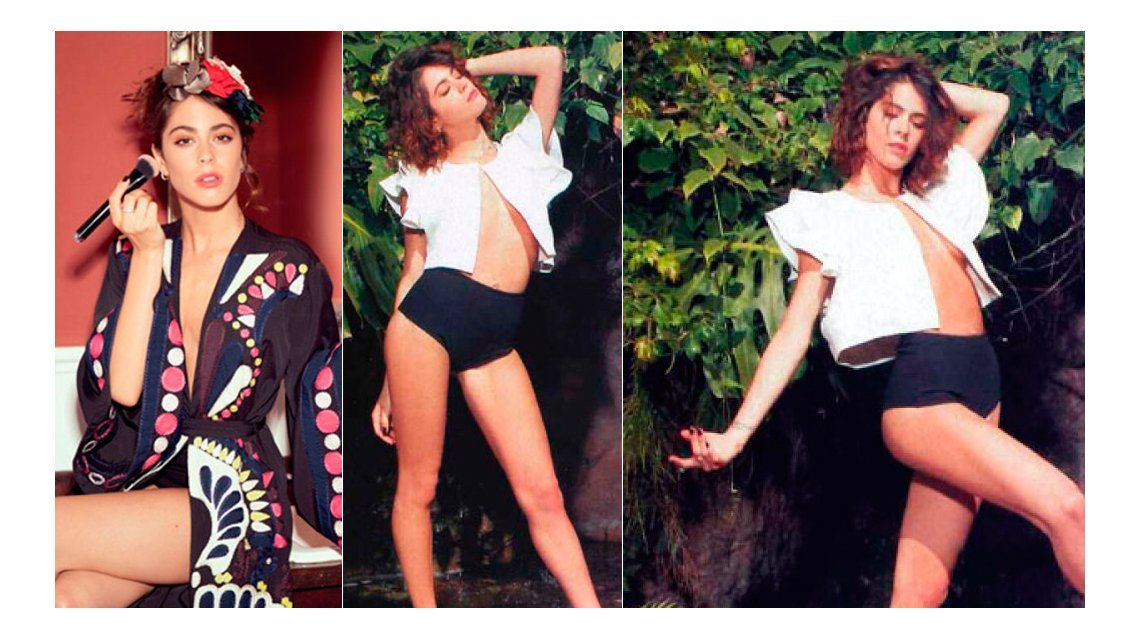 El particular pedido de Tini Stoessel durante su producción sexy