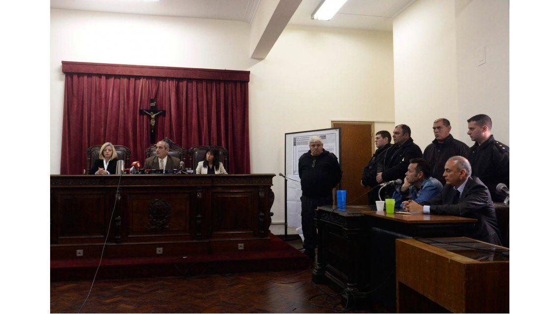 VIDEO: Así fue la reacción de la víctima ante la sentencia a Martínez Poch