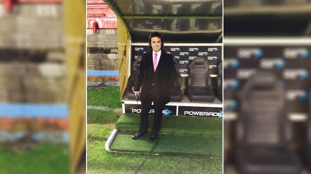 Escracharon al periodista deportivo Maximiliano Fourcade en Twitter
