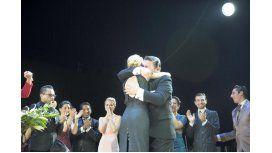 Una pareja de Banfield ganó el Mundial de Tango