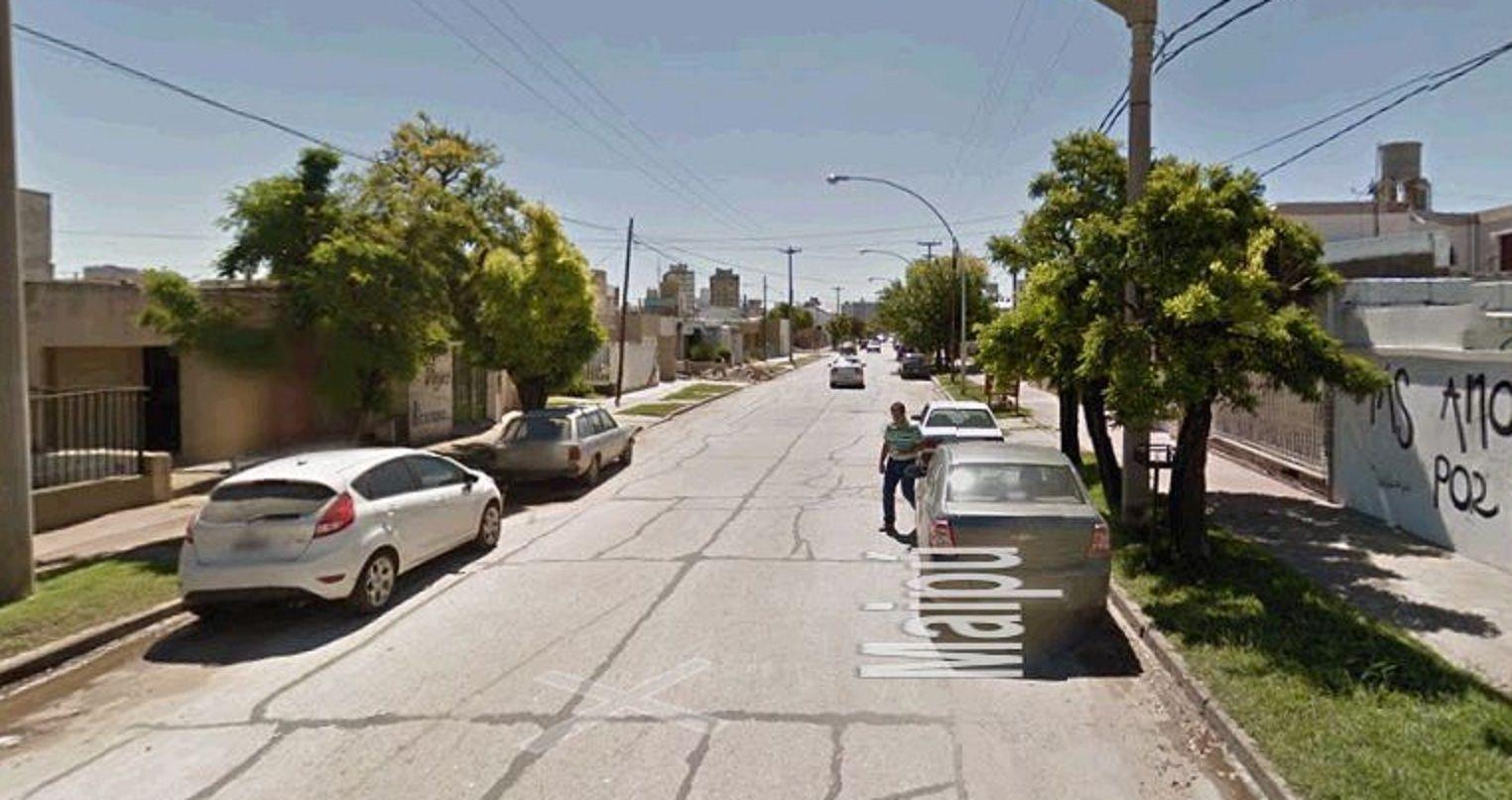 Atropelló y mató a un ciclista con su auto: se dio a la fuga