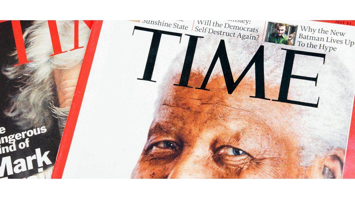 Hackeó a TIME, la revista más prestigiosa del mundo: La información debe ser libre