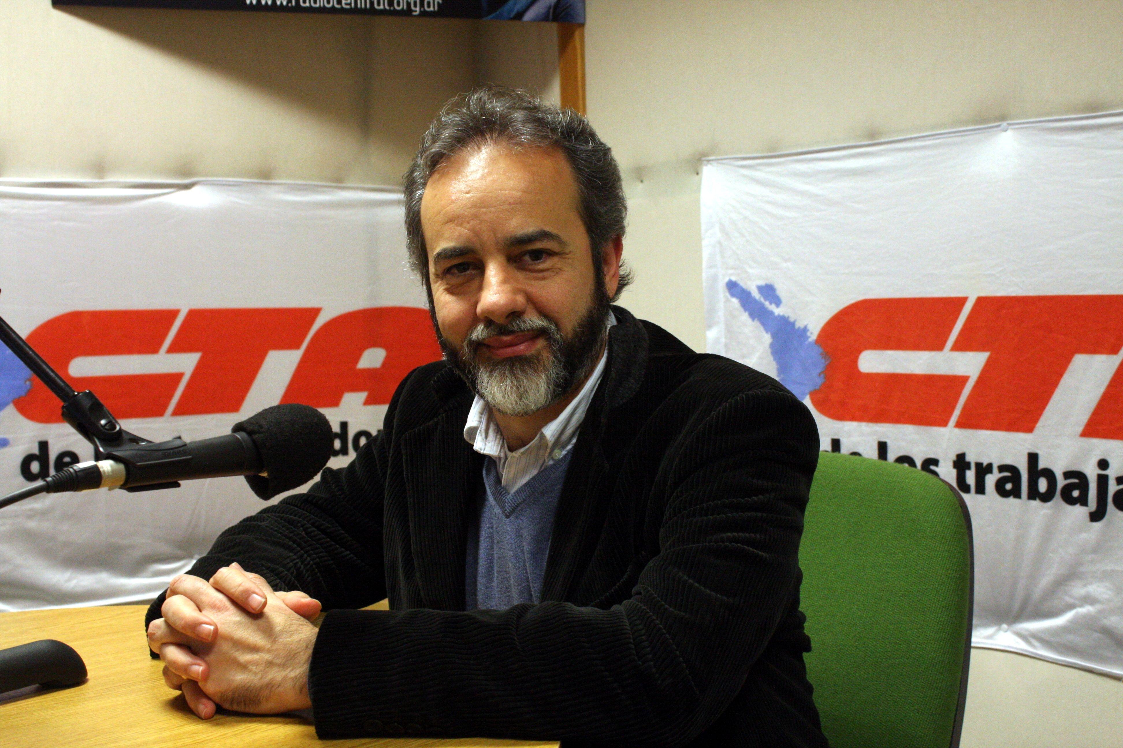 Eduardo López: Sin dudas va a haber un paro nacional contra el ajuste
