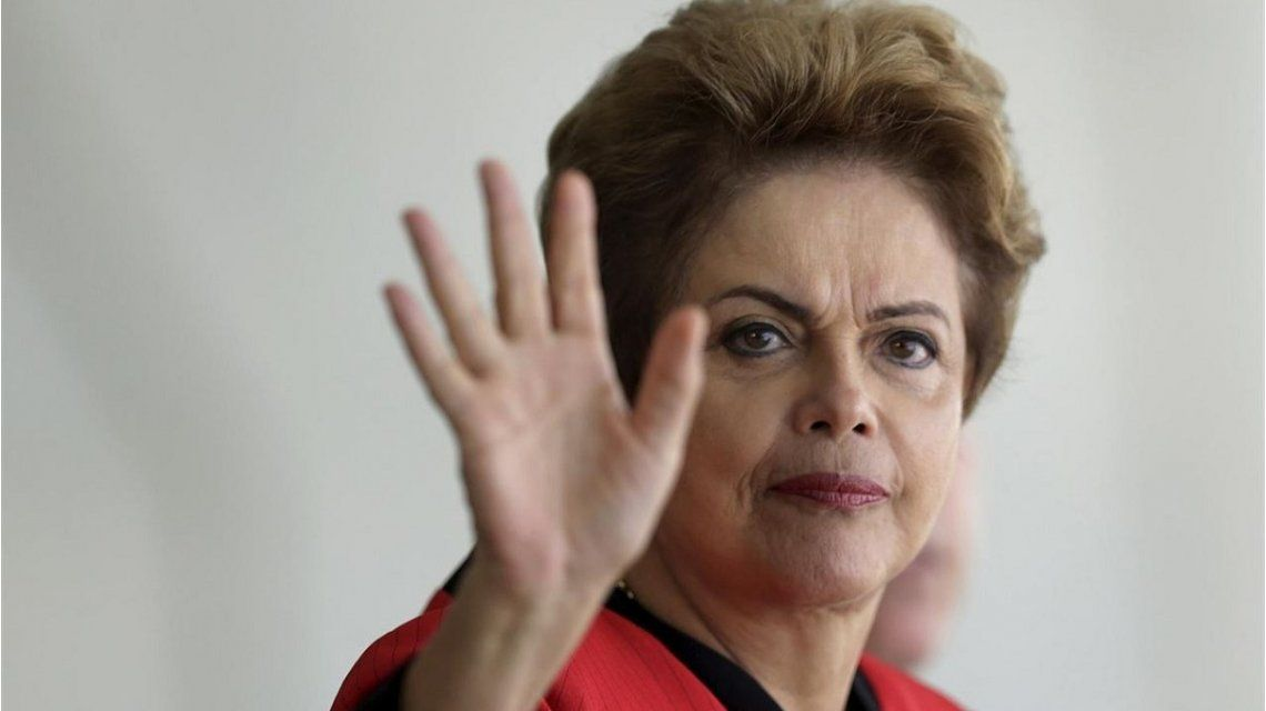 Rousseff: Lula es inocente y el pueblo lo rescatará en 2018