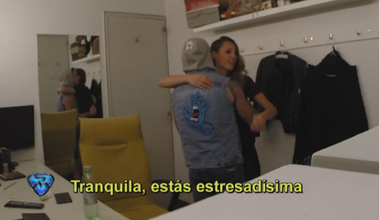 Imperdible cámara oculta de Pampita a Fede Bal: ¡histeriqueo y llanto!
