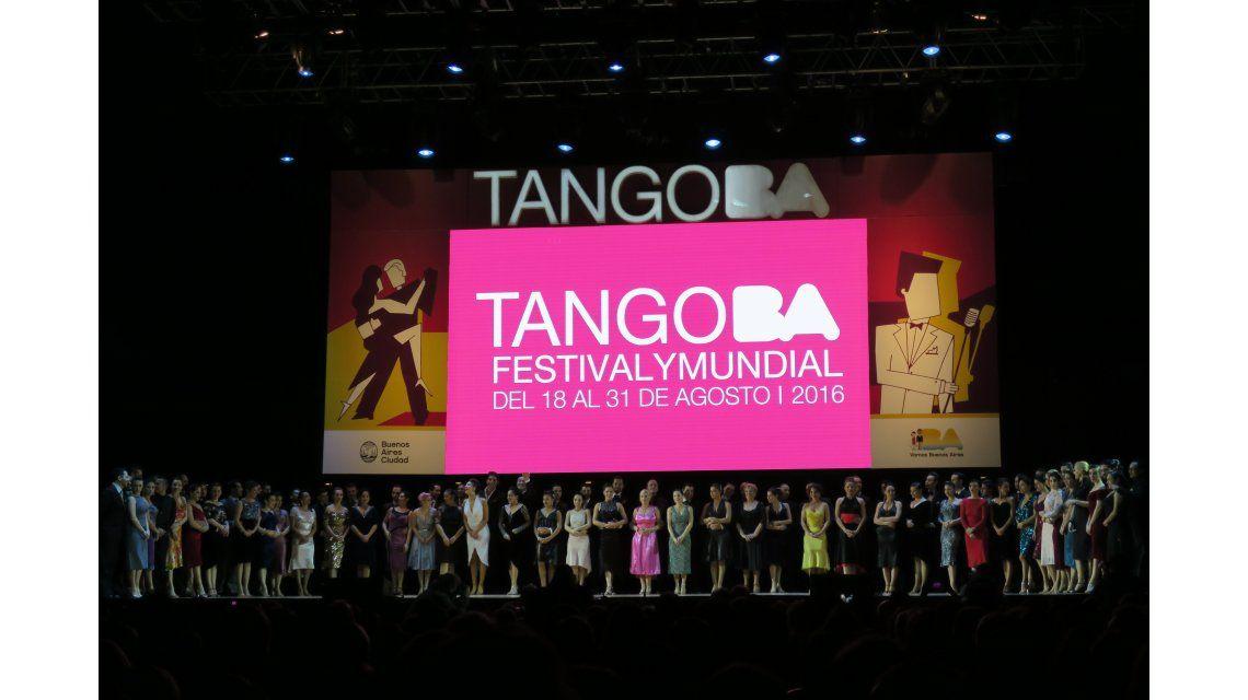 Mundial de Tango de Buenos Aires