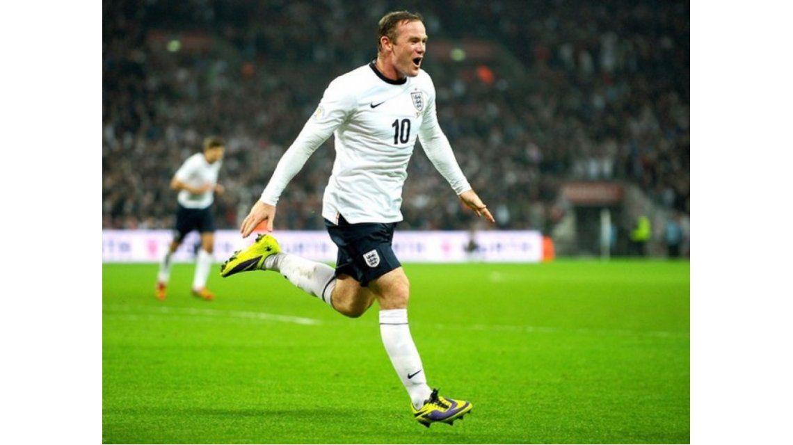 El último adiós: Rooney anunció que retira de la selección inglesa en Rusia 2018