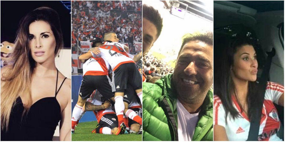 River se quedó con la Recopa Sudamericana y los hinchas famosos celebraron en las redes