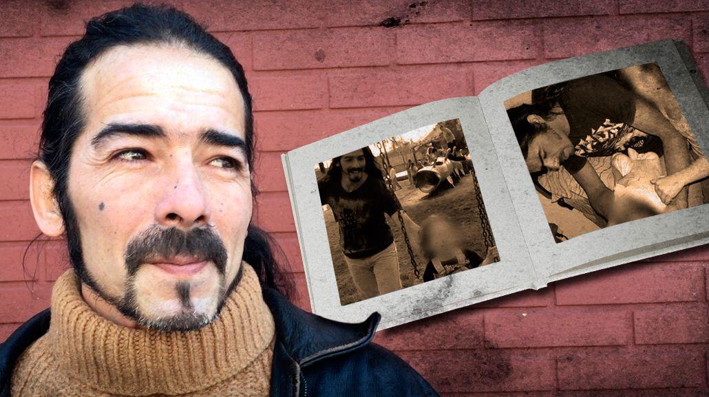 El padre que despertó sin los hijos: su ex se los llevó y hace 5 años que no los ve