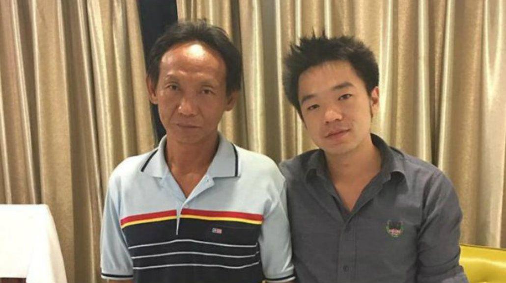 Un indigente devolvió una billetera y le regalaron un trabajo y una casa nueva