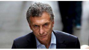 Mauricio Macri debió modificar su agenda para este viernes que iba a comenzar con un viaje a Paraguay