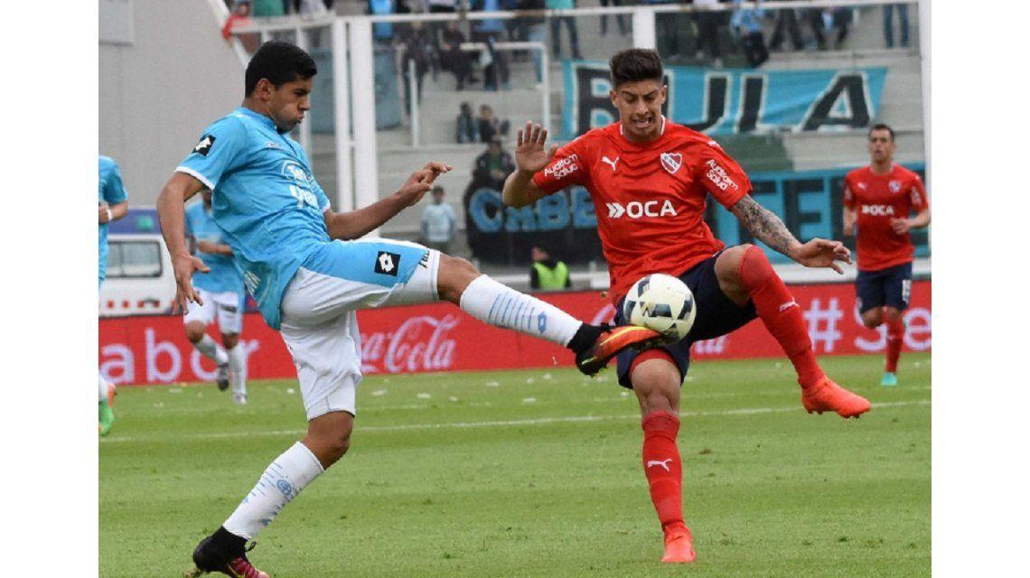 Rigoni cumplió la ley del ex e Independiente superó a Belgrano