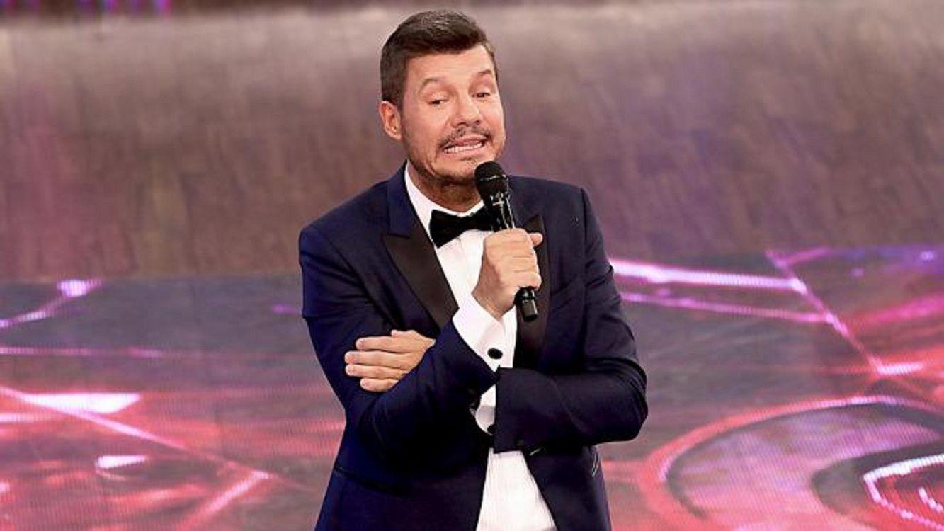 Marcelo Tinelli bromeó sobre las múltiples renuncias al Bailando