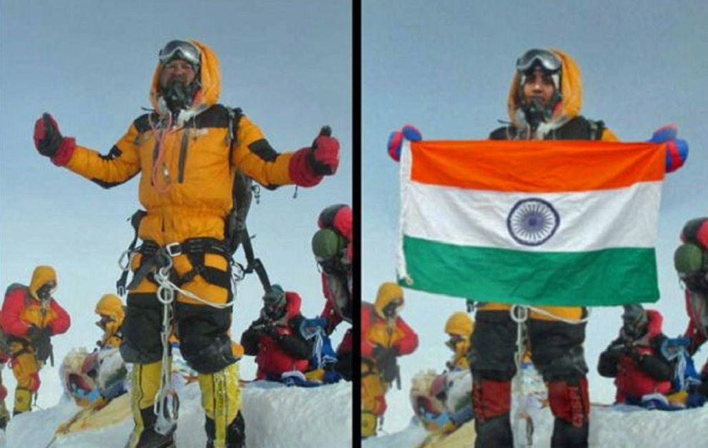 Dijeron que habían hecho cumbre en el Everest, pero era todo mentira