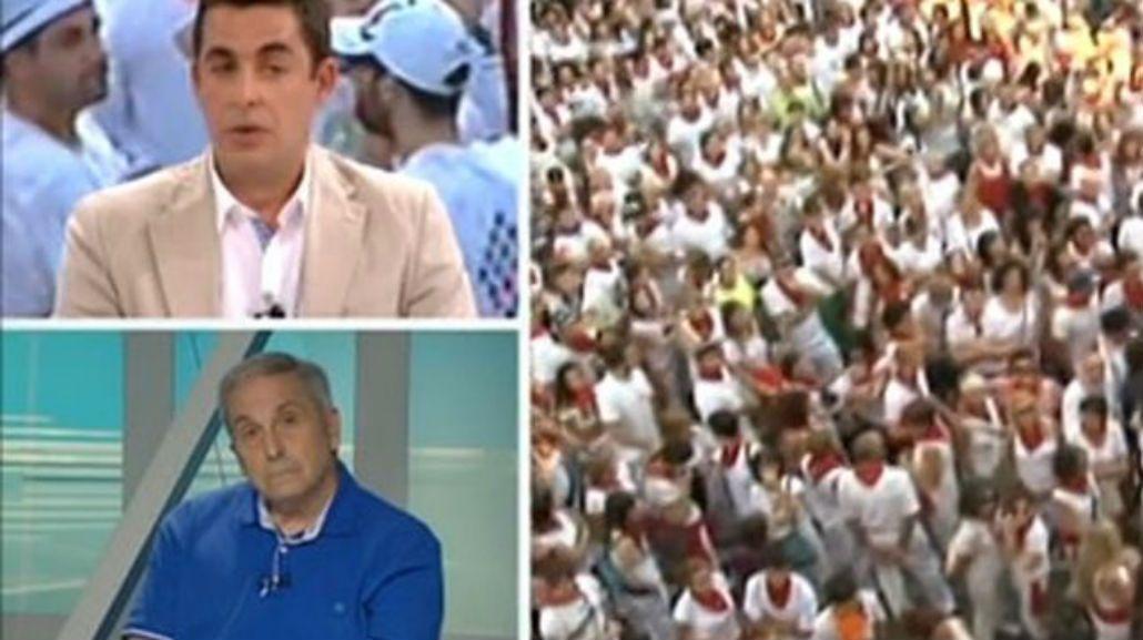 Un periodista español puso en duda la violación colectiva en San Fermín