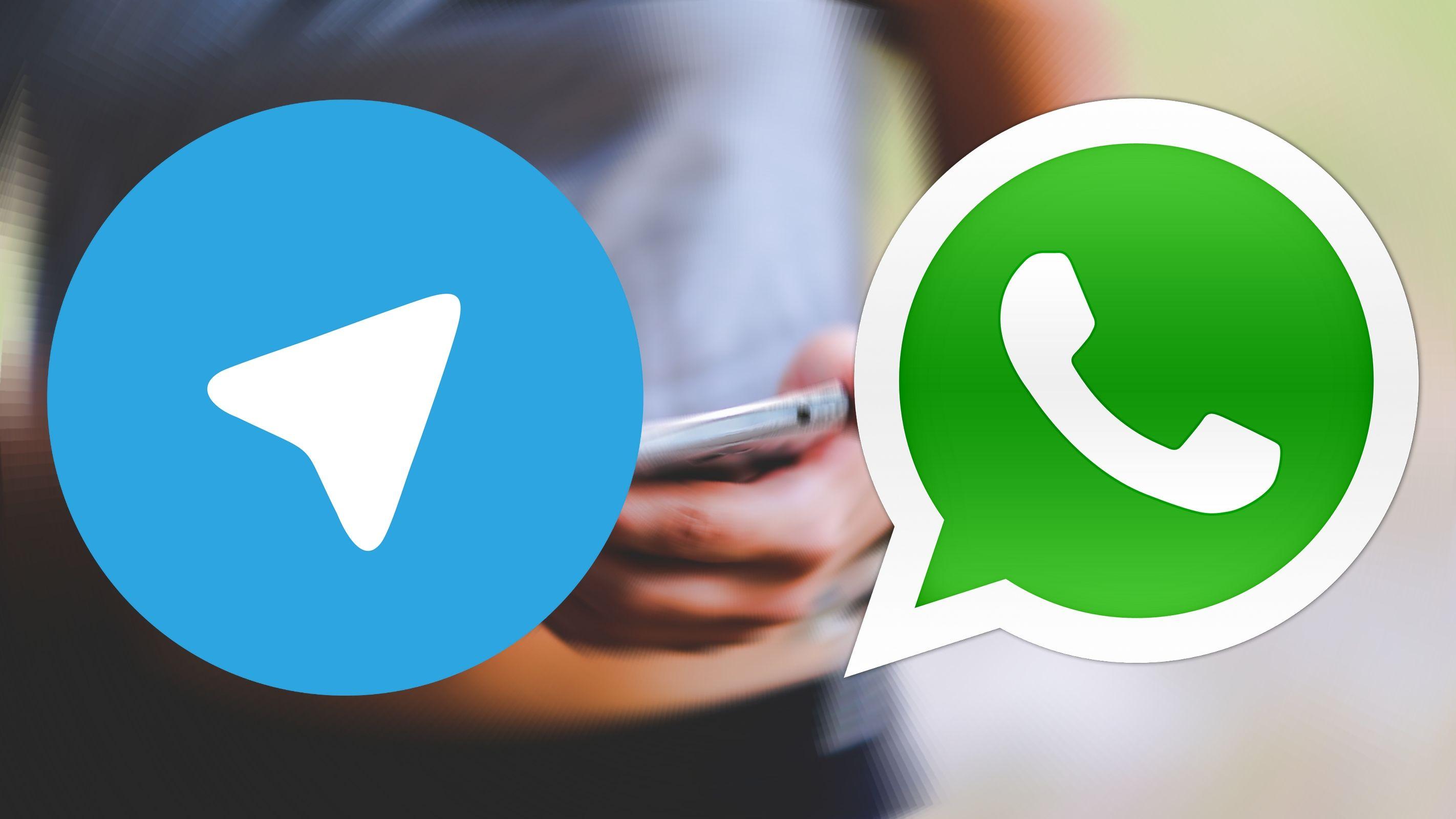Alemania y Francia quieren poner condiciones a Whatsapp o Telegram