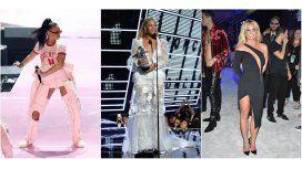 Los mejores y los peores looks de los premios MTV