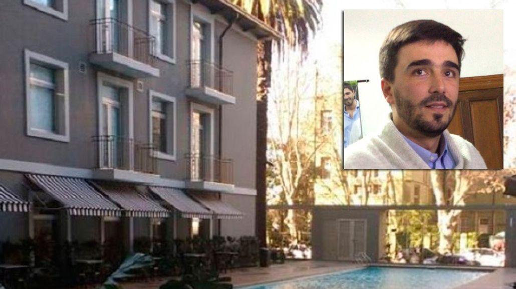 El lujoso departamento que un intendente macrista alquila en Puerto Madero