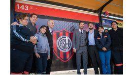 Llamarán San Lorenzo a una estación del Metrobus Sur