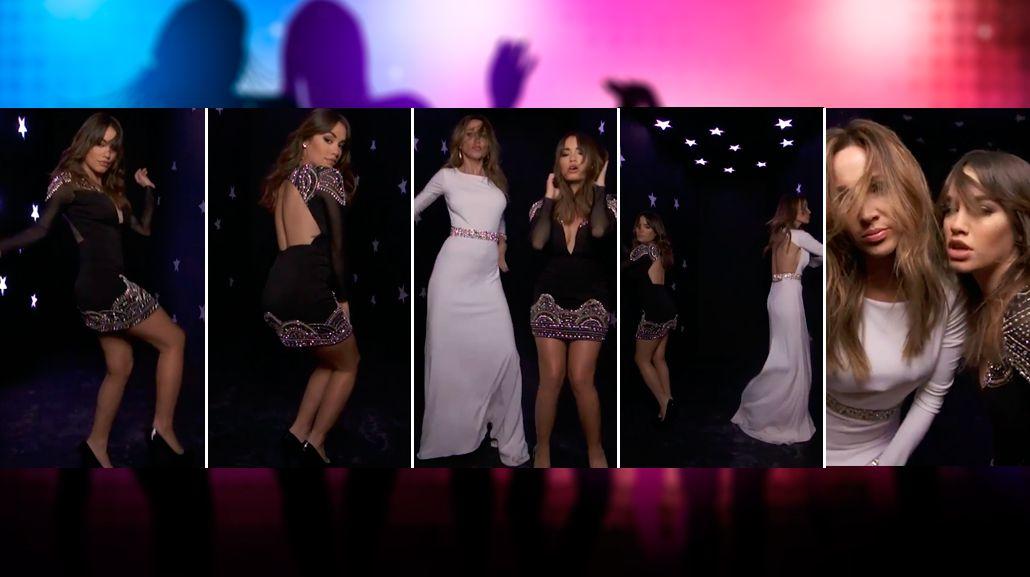VIDEO: el baile sexy de Lali Espósito y Verónica Lozano
