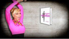 Vicky Xipolitakis vende su libro a 650 pesos y la destrozan en las redes