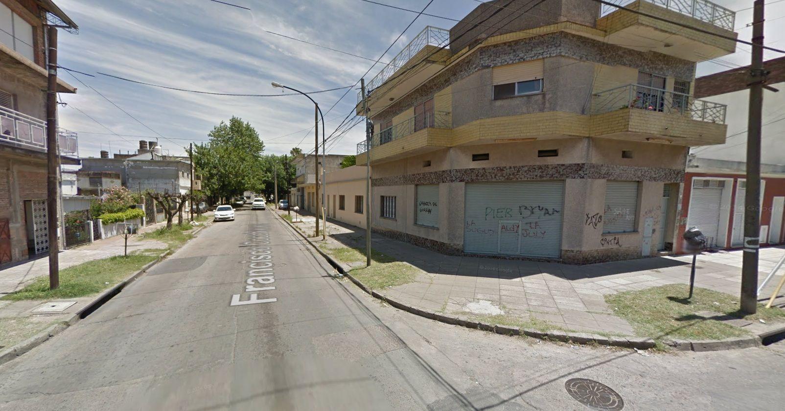 Crimen en Caseros: Quiso ayudar a una chica y le dispararon a matar