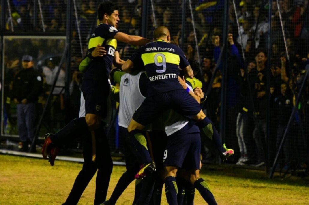 Copa Argentina: Boca le ganó con polémica a Santamarina y avanza