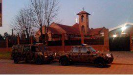 Desplazaron a la madre superiora del convento donde torturaban a monjas