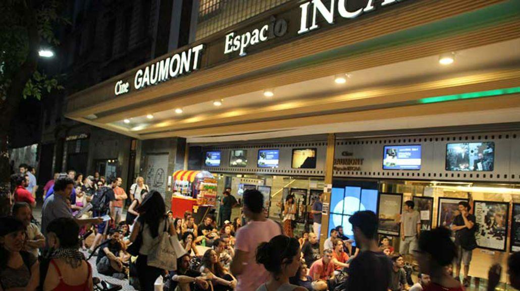 El cine, más caro: aumentan casi un 400% la entrada del Gaumont