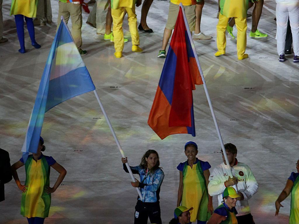¿En qué lugar del medallero quedó la Argentina?