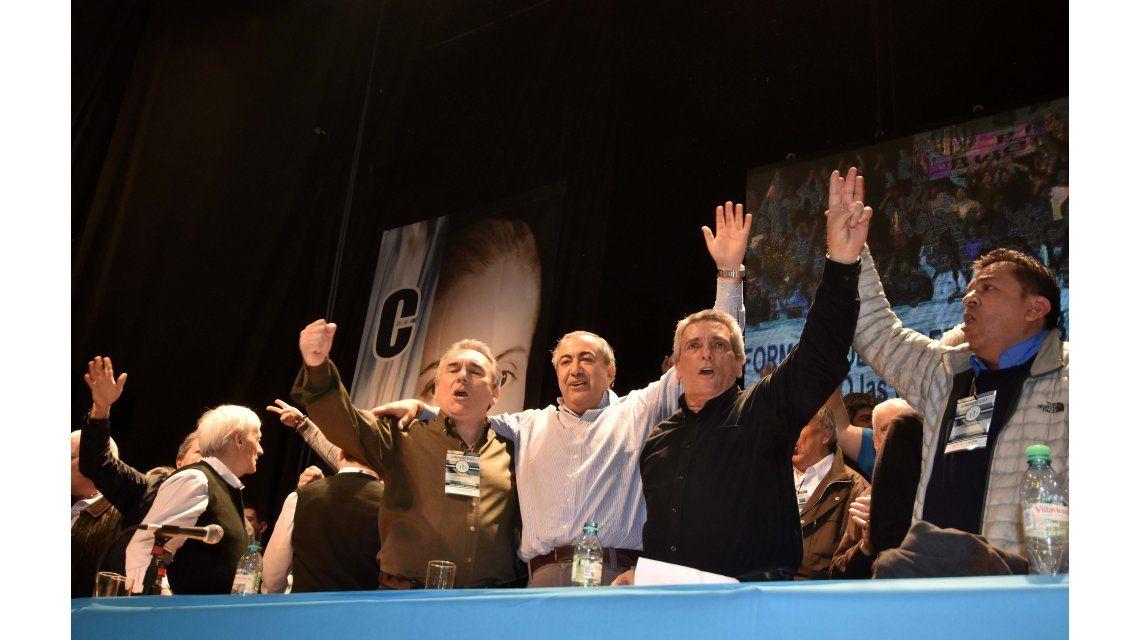 El triunvirato de CGT llevará reclamos este viernes a los ministros de Macri