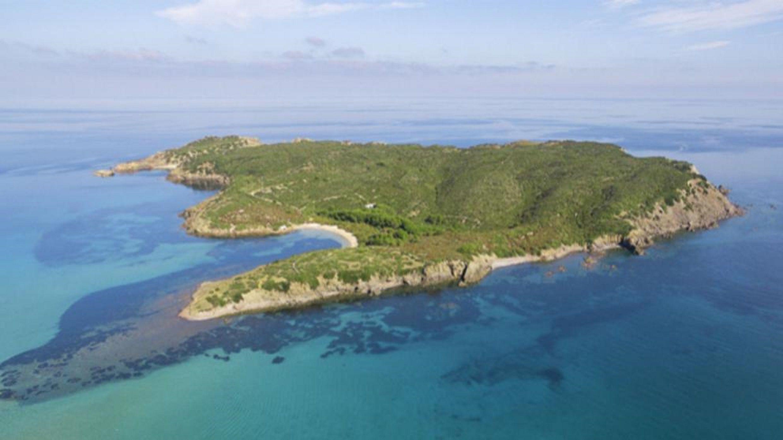 Ponen a la venta una isla desierta por cinco millones de euros