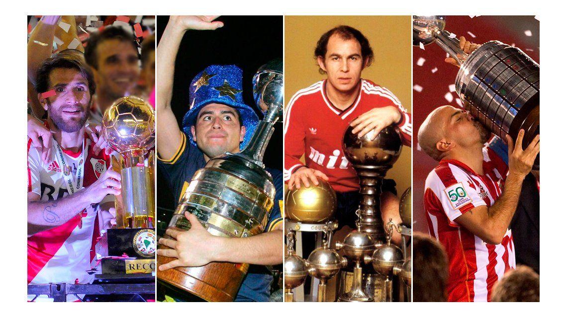 ¿Cómo quedó River en el ranking de equipos argentinos con más títulos internacionales?