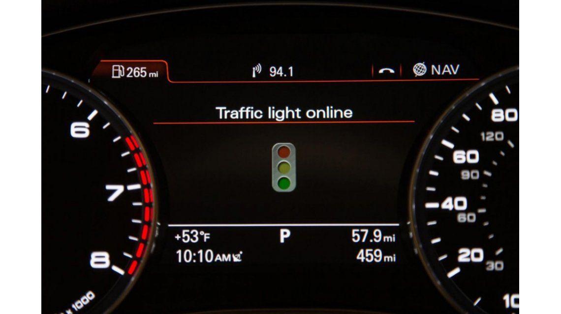 El sistema que dialoga con semáforos
