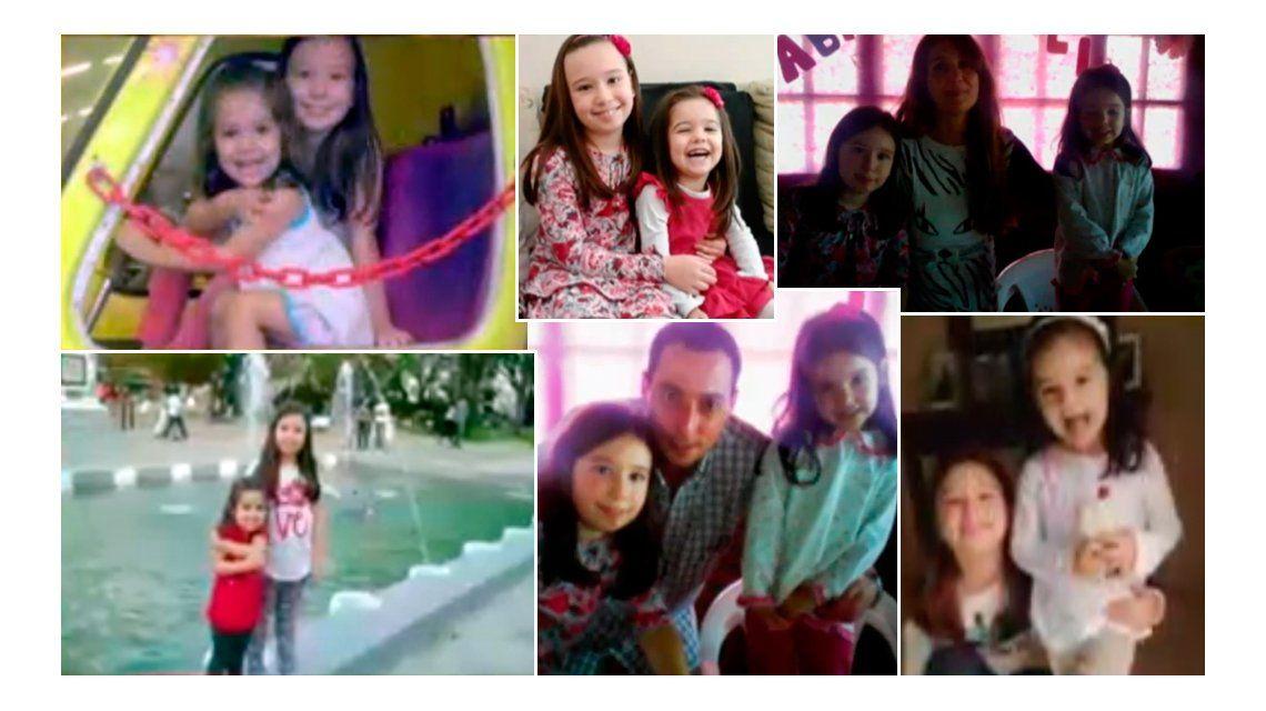 VIDEO: el desgarrador testimonio de un padre que busca a sus dos hijas