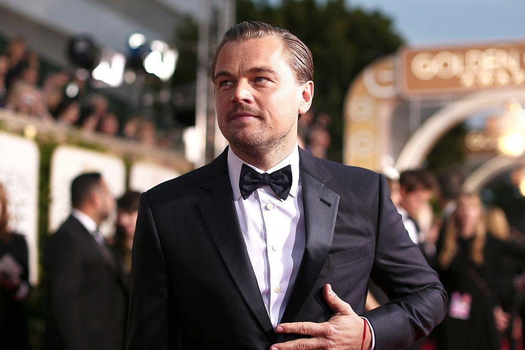 Leonardo DiCaprio sufrió un accidente automovilístico en Estados Unidos