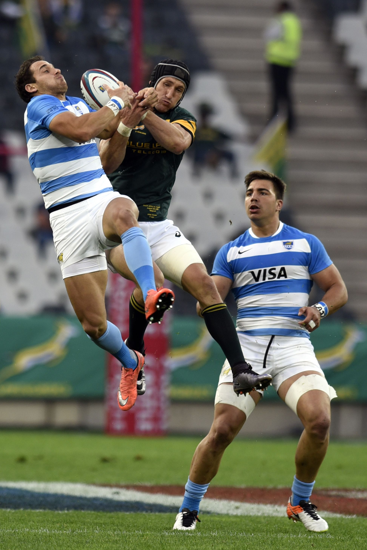 Los Pumas perdieron un partido increíble ante Sudáfrica por el Rugby Championship