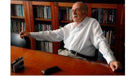 Murió uno de los padres del periodismo de investigación del país