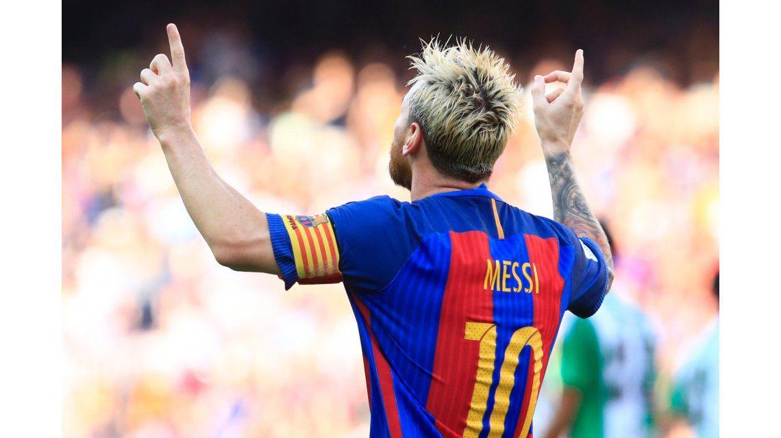 Barcelona le ofrecerá un contrato de por vida a Messi para que no se vaya nunca