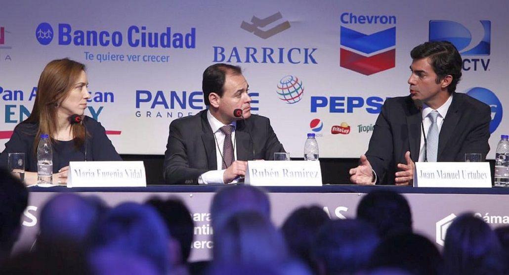 Urtubey: Argentina necesita reducir el galopante déficit fiscal urgentemente